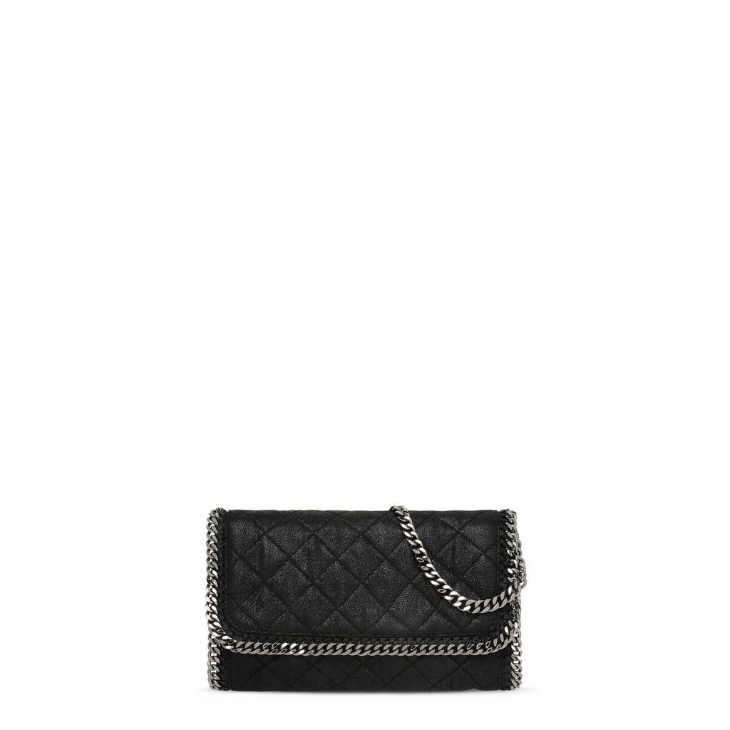Gesteppte Clutch Falabella - STELLA MCCARTNEY