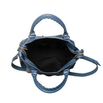 BALENCIAGA Giant Velo Handbag D Giant 12 Gold Velo f