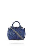 ALEXANDER WANG ROCKIE SLING IN CONTRAST TIP NILE Shoulder bag Adult 8_n_f
