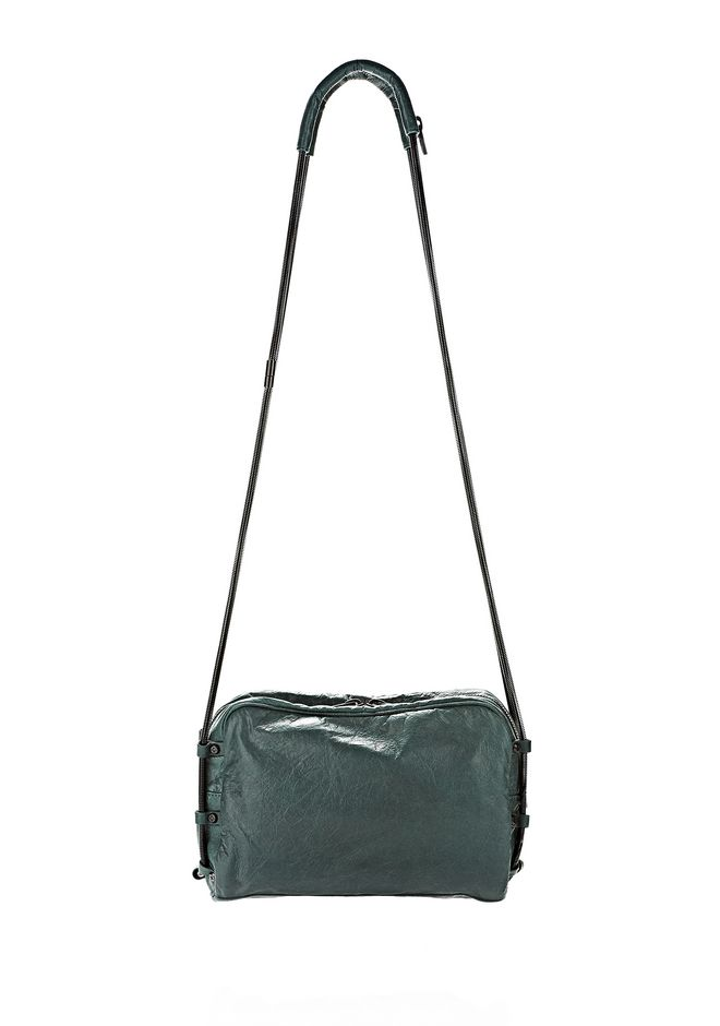 ALEXANDER WANG BRENDA CHAIN IN BOTTLE WITH MATTE BLACK Shoulder bag Adult 12_n_e