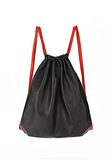 ALEXANDER WANG GYM SACK IN BLACK GLOVE  BACKPACK Adult 8_n_f
