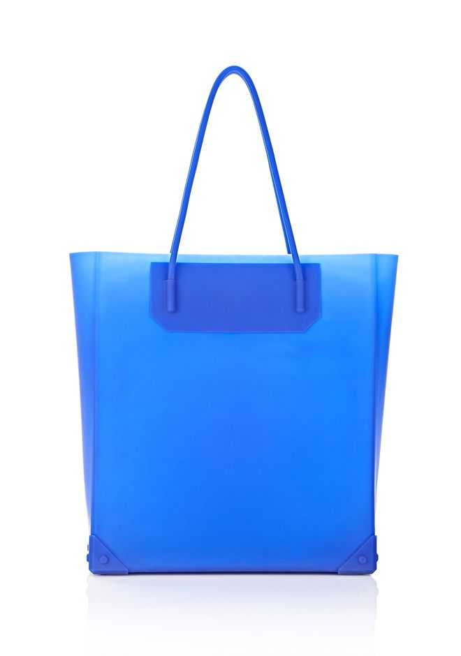 ALEXANDER WANG SILICON TOTE IN NILE TOTE/DEL Adult 12_n_f