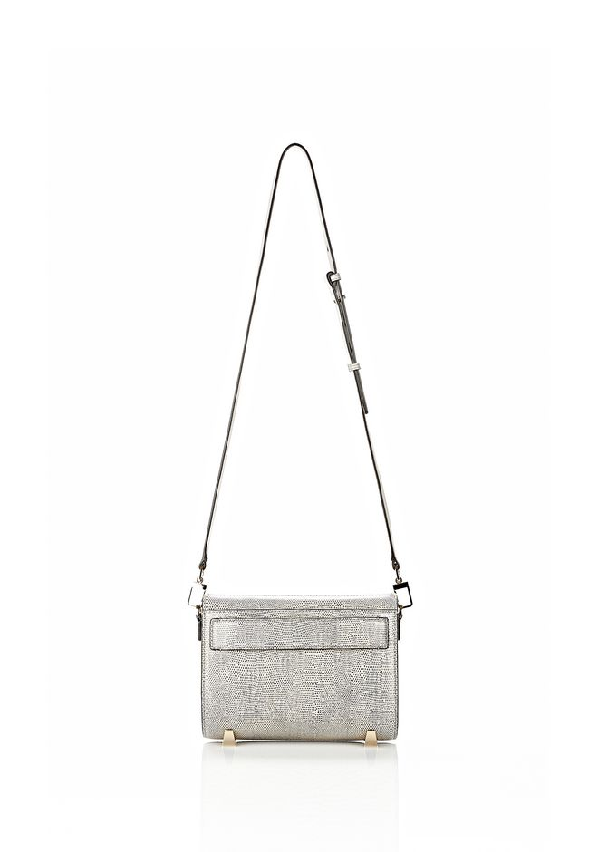 ALEXANDER WANG CHASTITY SLING IN EMBOSSED OYSTER Shoulder bag Adult 12_n_a