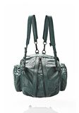 ALEXANDER WANG MARTI BACKPACK IN BOTTLE WITH MATTE BLACK BACKPACK Adult 8_n_e