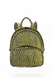 ALEXANDER WANG DUMBO BACKPACK IN CONTRAST TIP CITRON BACKPACK Adult 8_n_f