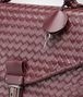BOTTEGA VENETA BUSINESS BAG AUBERGINE IN VN INTRECCIATO Borsa Business U ep