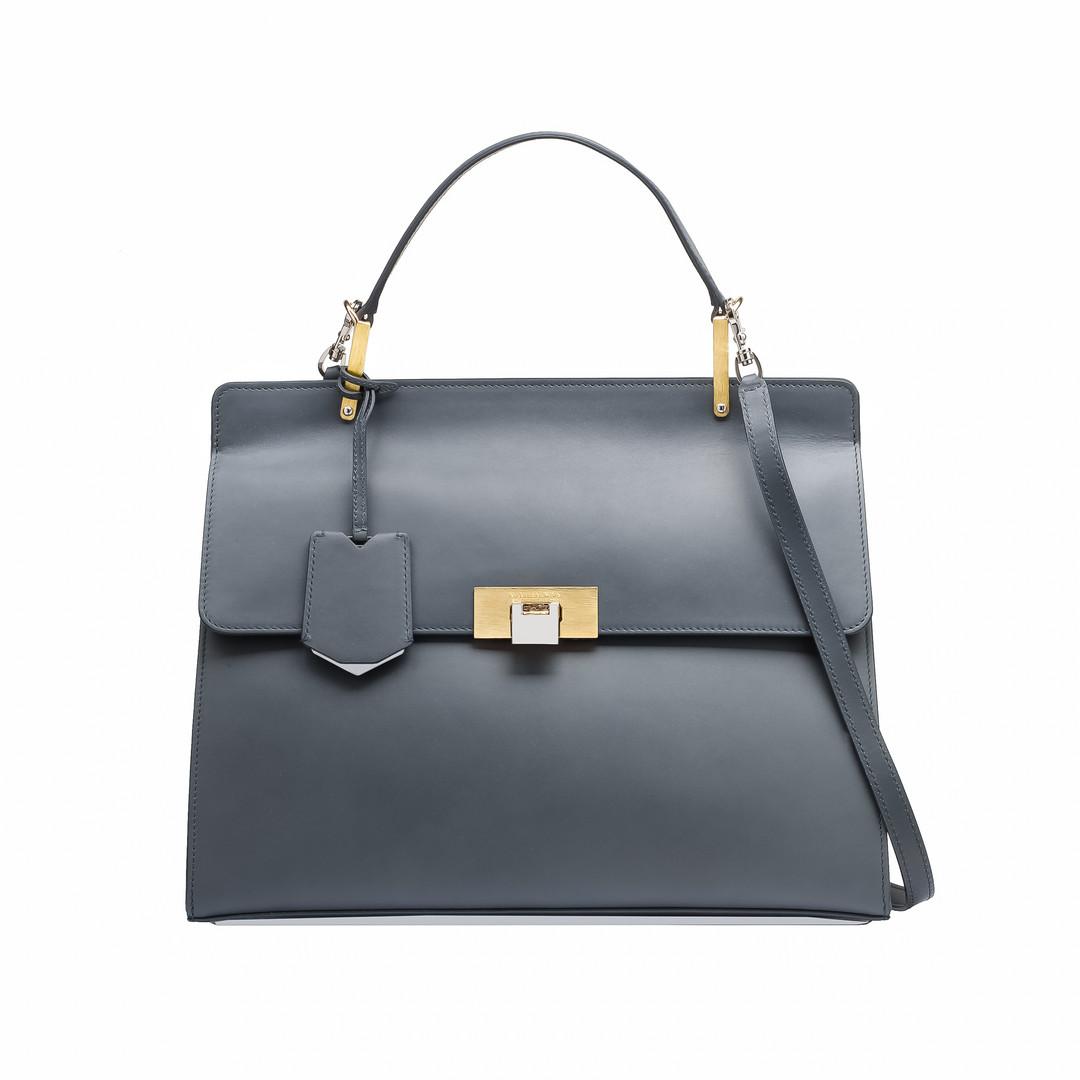 BALENCIAGA Balenciaga Le Dix Cartable M Le Dix Handbag D f