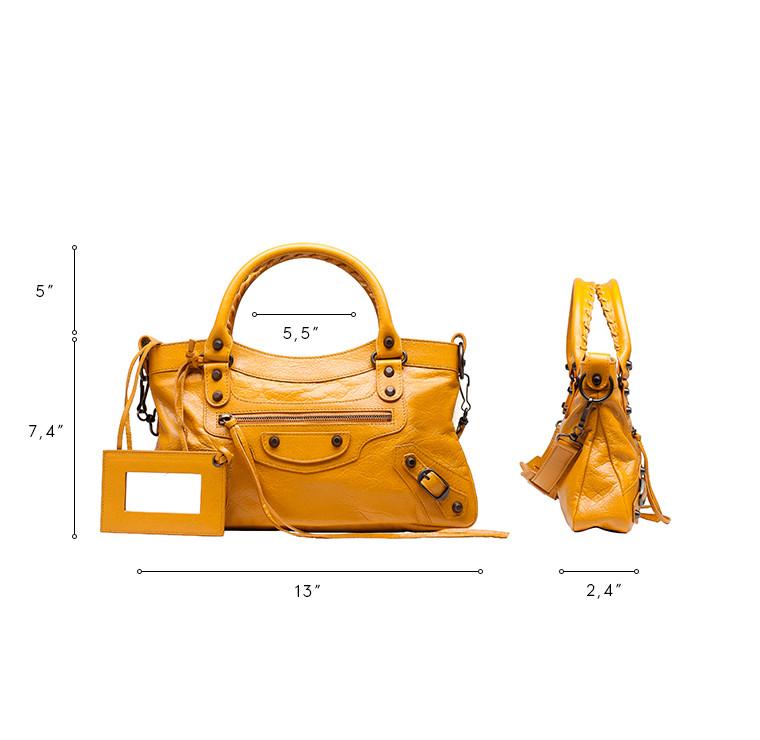 BALENCIAGA Classic First Handbag D Balenciaga Classic First n