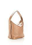 ALEXANDER WANG PRISMA SKELETAL HOBO IN LATTE WITH YELLOW GOLD TOTE/DEL Adult 8_n_e