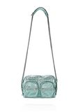 ALEXANDER WANG BRENDA CHAIN FOIL IN ZINC Shoulder bag Adult 8_n_f