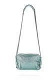 ALEXANDER WANG BRENDA CHAIN FOIL IN ZINC Shoulder bag Adult 8_n_r