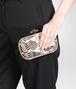 BOTTEGA VENETA KNOT IN MIST MANGROVIA AND AYERS Clutch D ap