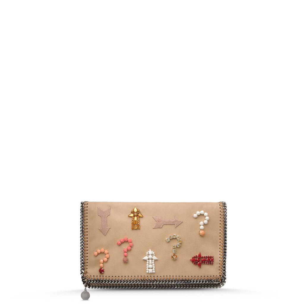 Pochette brodée Falabella - STELLA MCCARTNEY
