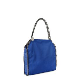 Bluebird Falabella Shaggy Deer Small Tote