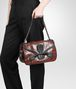BOTTEGA VENETA BURNT RED ELAPHE RIALTO BAG Shoulder or hobo bag D lp