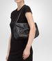 BOTTEGA VENETA NERO MICRO INTRECCIO NEW CALF RIALTO BAG Shoulder or hobo bag D ap