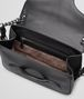BOTTEGA VENETA NERO MICRO INTRECCIO NEW CALF RIALTO BAG Shoulder or hobo bag D dp