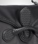 BOTTEGA VENETA NERO MICRO INTRECCIO NEW CALF RIALTO BAG Shoulder or hobo bag D ep