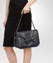 BOTTEGA VENETA NERO MICRO INTRECCIO NEW CALF RIALTO BAG Shoulder or hobo bag D lp