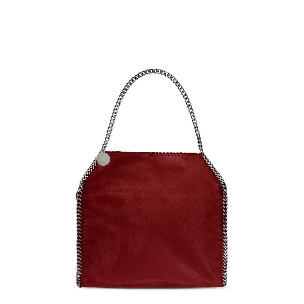 Ruby Falabella Shaggy Deer Small Tote - STELLA MCCARTNEY