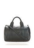ALEXANDER WANG ROCCO IN HEAT SENSITIVE GALAXY WITH RHODIUM Shoulder bag Adult 8_n_f