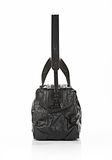 ALEXANDER WANG WALLIE DUFFLE IN WAXY BLACK WITH MATTE BLACK Travel Adult 8_n_d