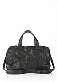 ALEXANDER WANG WALLIE DUFFLE IN WAXY BLACK WITH MATTE BLACK Travel Adult 8_n_f