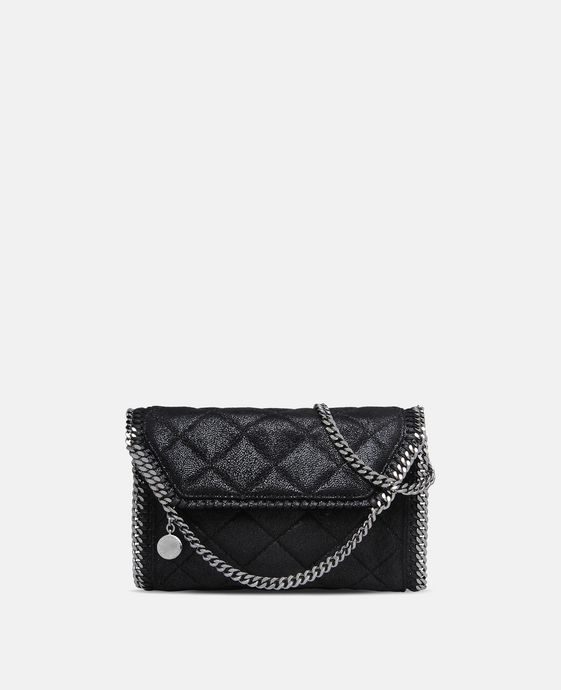 Falabella Quilted Mini Bag