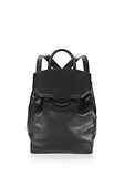 ALEXANDER WANG PRISMA SKELETAL BACKPACK IN BLACK WITH MATTE BLACK BACKPACK Adult 8_n_f