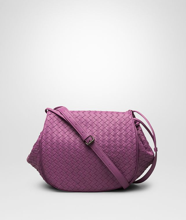 2c60a2dcf5c6 BOTTEGA VENETA Monalisa Intrecciato Nappa Messenger Bag Crossbody and Belt  Bags      pickupInStoreShipping info