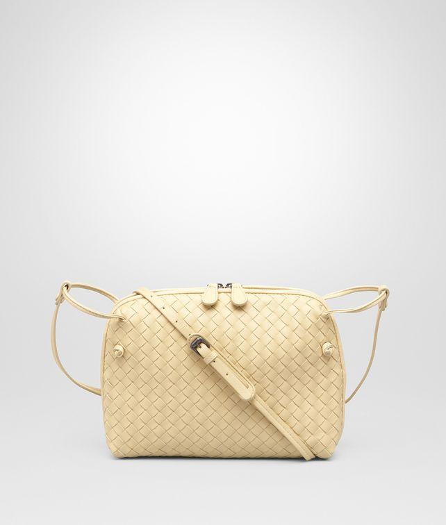 1f7444dfbe3 BOTTEGA VENETA Banane Intrecciato Nappa Messenger Bag Crossbody bag Woman fp