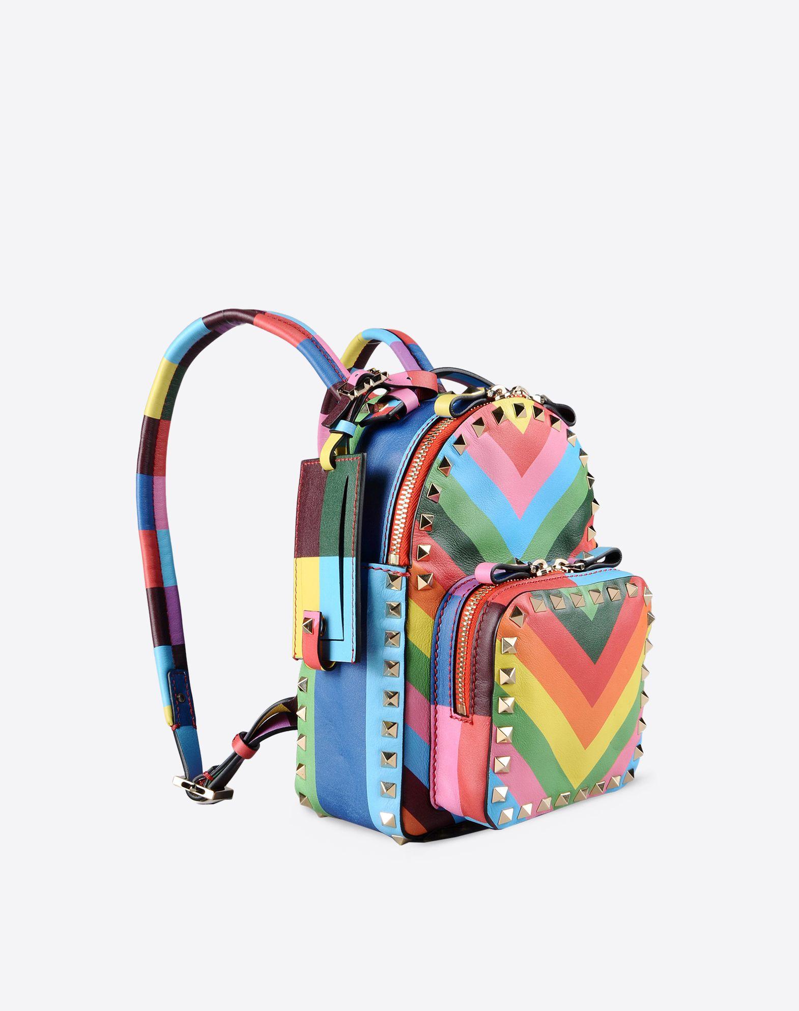 VALENTINO GARAVANI IW2B0859PSE-P12 Backpack D r