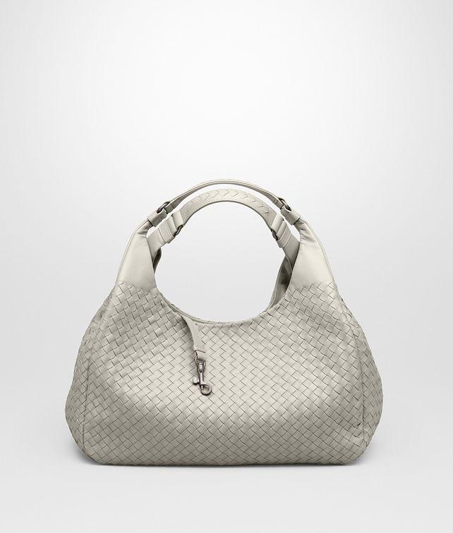 cba50636e2 BOTTEGA VENETA New Sand Intrecciato Nappa Campana Bag Shoulder Bag       pickupInStoreShipping info