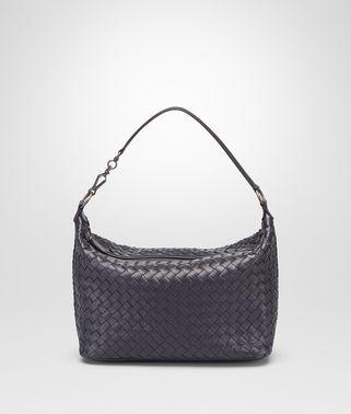 Bottega Veneta® - TOURMALINE INTRECCIATO NAPPA SMALL SHOULDER BAG  192e369fed