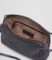 BOTTEGA VENETA TOURMALINE INTRECCIATO NAPPA LEATHER NODINI BAG Crossbody bag D dp