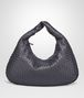 BOTTEGA VENETA LARGE VENETA BAG IN TOURMALINE INTRECCIATO NAPPA Shoulder or hobo bag D fp