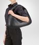 BOTTEGA VENETA LARGE VENETA BAG IN NERO INTRECCIATO NAPPA Shoulder or hobo bag D ap