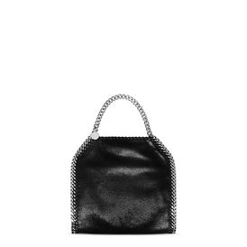 STELLA McCARTNEY Mini sacs Falabella D Mini tote bag Falabella en shaggy deer f