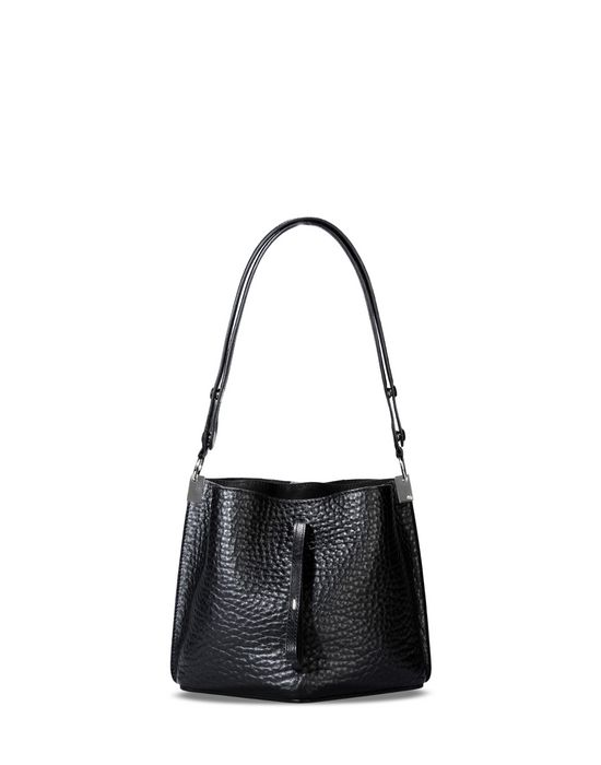Maison Margiela 11 Small Unlined Leather Bucket Bag Shoulder Pickupinshipping Info