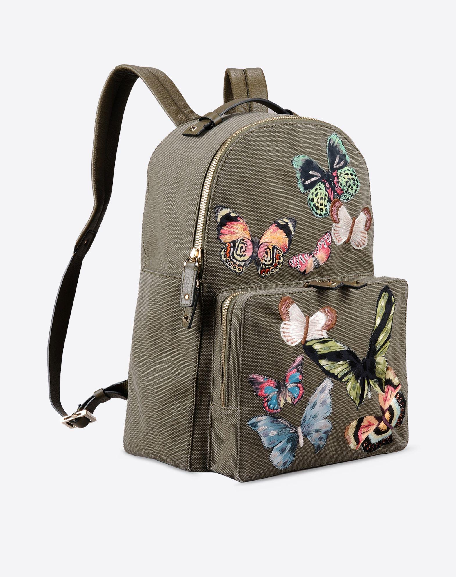 Рюкзак valentino как выбрать стильный рюкзак