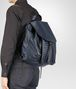 BOTTEGA VENETA BACKPACK IN PRUSSE INTRECCIATO CALF Messenger Bag U ap