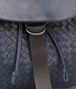 BOTTEGA VENETA BACKPACK IN PRUSSE INTRECCIATO CALF Messenger Bag U ep