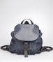 BOTTEGA VENETA BACKPACK IN PRUSSE INTRECCIATO CALF Messenger Bag U fp
