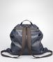 BOTTEGA VENETA BACKPACK IN PRUSSE INTRECCIATO CALF Messenger Bag U lp