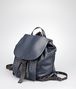 BOTTEGA VENETA BACKPACK IN PRUSSE INTRECCIATO CALF Messenger Bag U rp