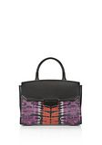 ALEXANDER WANG LARGE PRISMA SKELETAL MARION SLING IN TIE DYE WITH MATTE BLACK Shoulder bag Adult 8_n_f