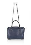 ALEXANDER WANG LARGE PRISMA SKELETAL MARION IN NEPTUNE WITH RHODIUM Shoulder bag Adult 8_n_d