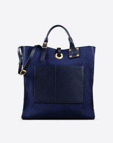 VALENTINO GARAVANI Double handle bag D IW0B0909LCB M30 f