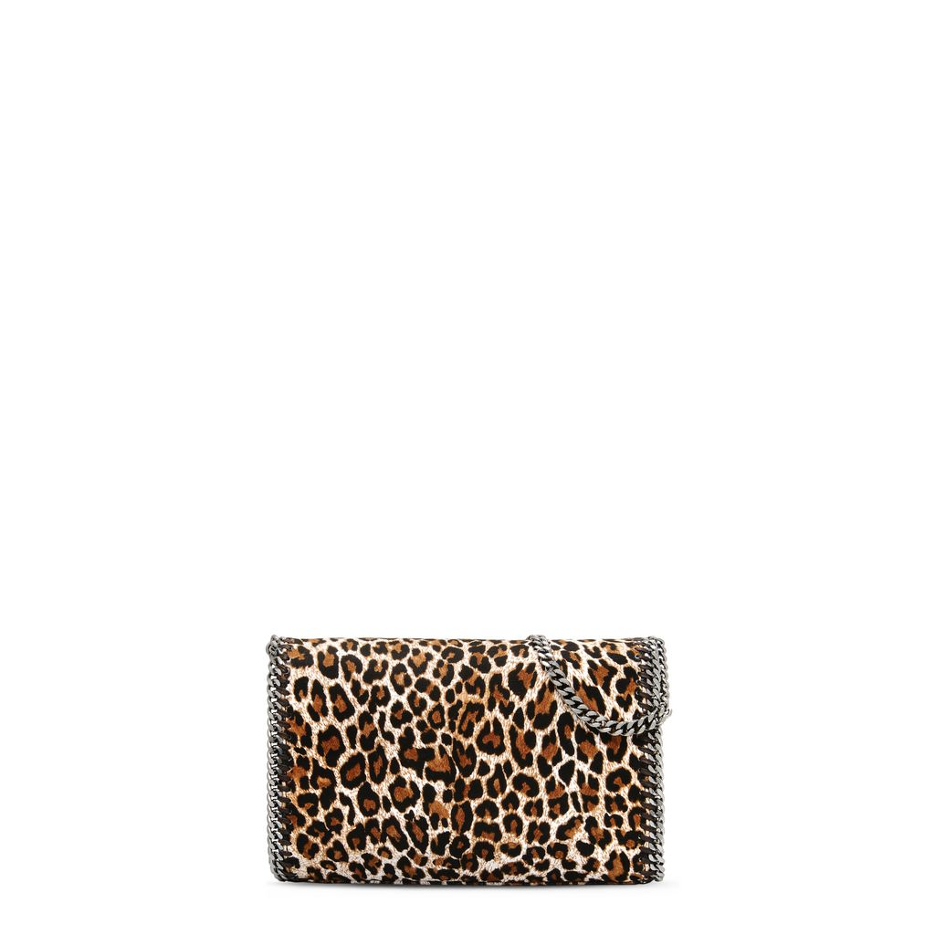 Falabella Eco Leopard Print Mini Bag - STELLA MCCARTNEY