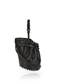 ALEXANDER WANG SMALL DIEGO IN PEBBLED BLACK WITH MATTE BLACK Shoulder bag Adult 8_n_e